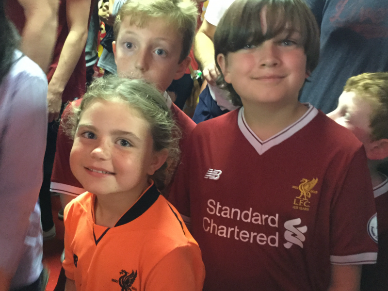 Liverpool Vs Arsenal Florence Melly Community Primary School