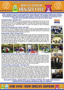 Newsletter - HALF TERM SPECIAL EDITION