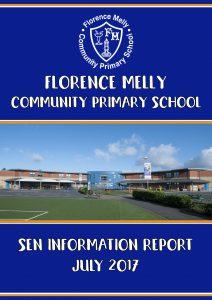 SEN Information Report