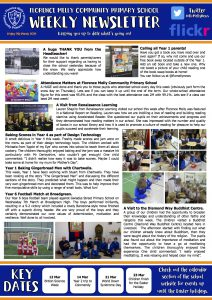 Newsletter 09:03:18
