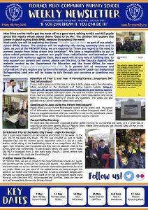 Newsletter 04:05:18