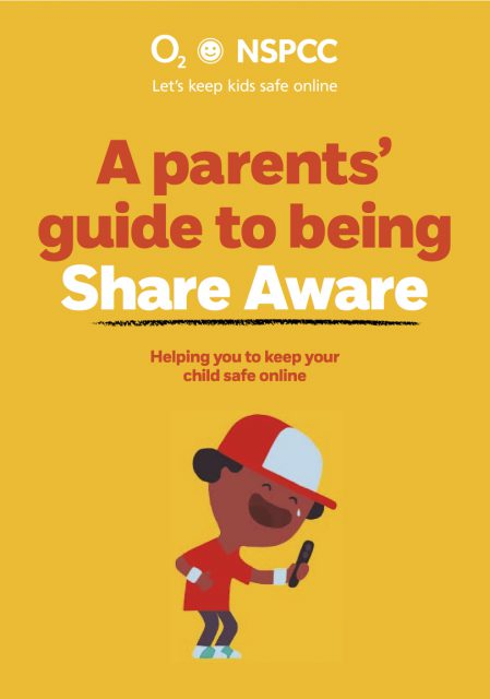 NSPCC Share Aware - Florence Melly Community Primary School